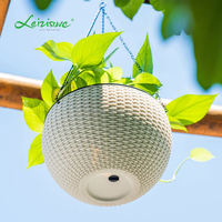 Rattan Hanging Home And Garden Decorations