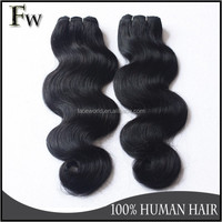 2016 newest body wave peruvian hair bundles 100% remy human hair cut from virgin girl