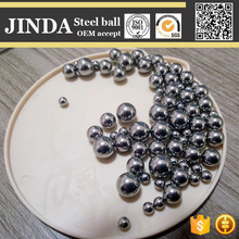 Bearing ball factory AISI 304 10mm stainless steel magnetic steel ball