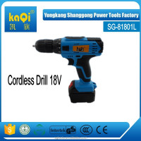 power tool,Power Craft Cordless Drill Battery/Replacement Batteries/cordless drill 18v drill kit