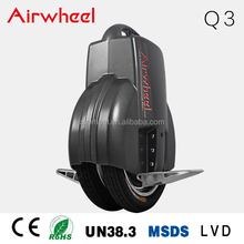 Airwheel Q3 High Power Best Electric Monocycle For Adults With Lithium Battery