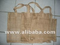 ABACA SHOPPING BAGS(Flat & Expandable)