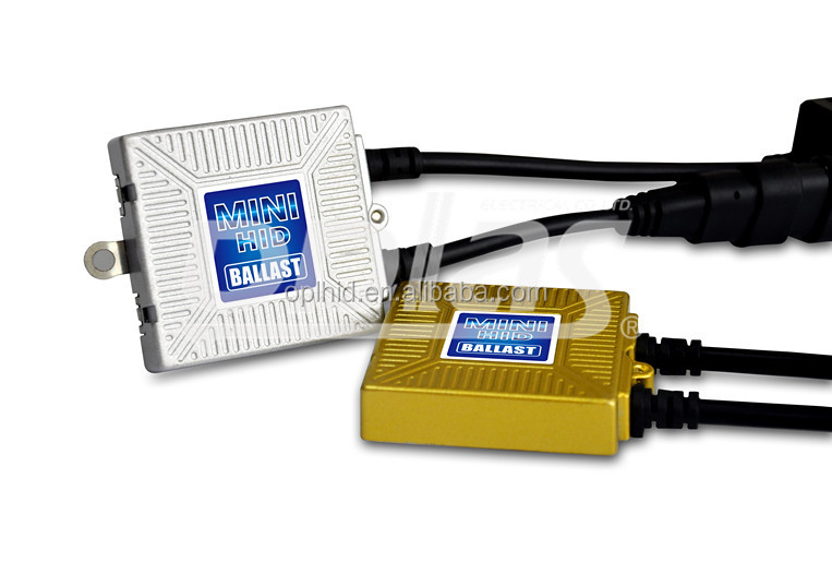 new product HID ballast xenon mini slim 12V /35W for Canbus Quick start high quality