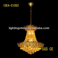 volvo truck tail lamp crystal chandeliers made in china