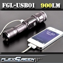 xml <strong>U2</strong> <strong>led</strong> usb car rechargeable <strong>flashlight</strong>