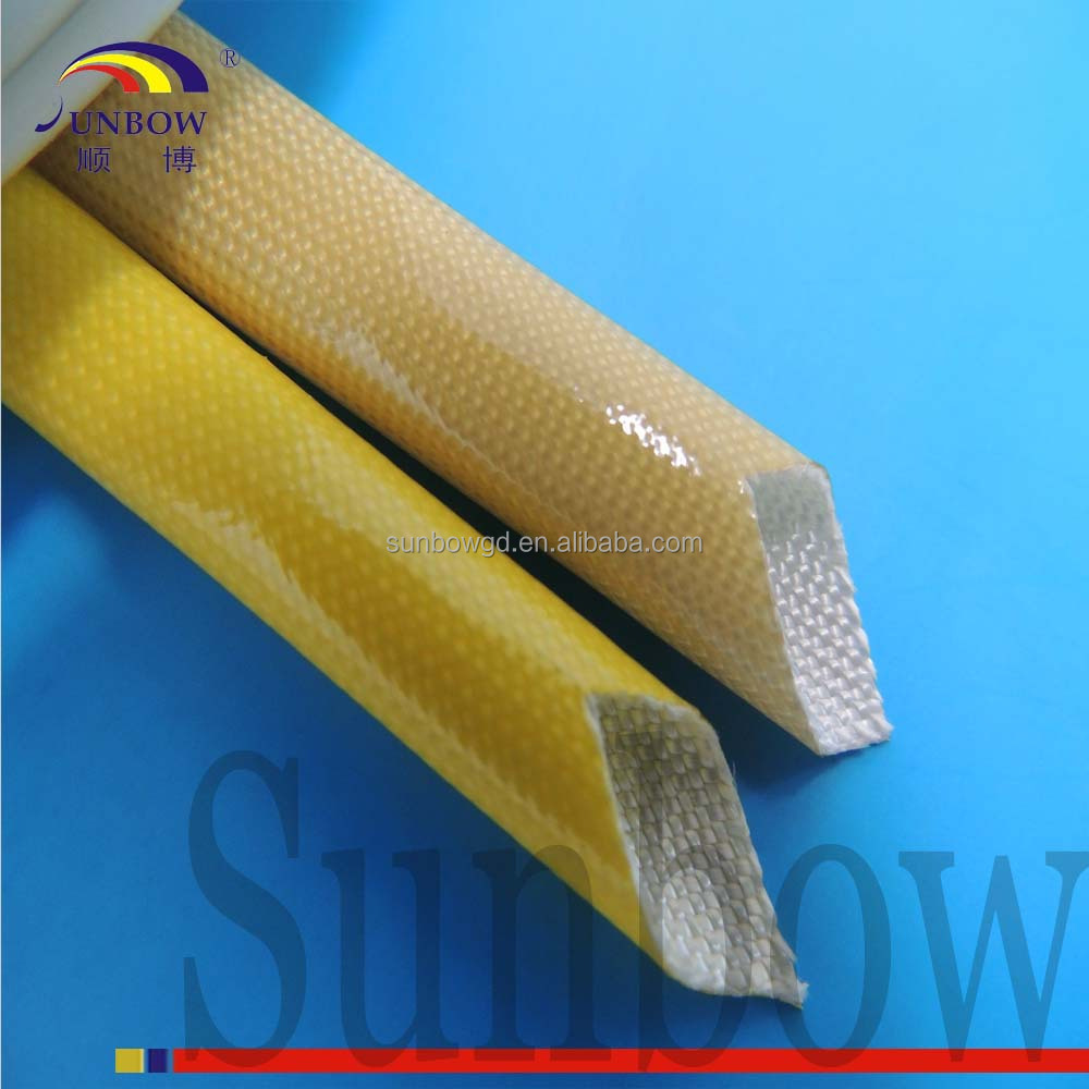 mechanical and electrical products / pu fiberglass sleeve