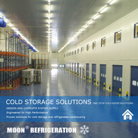 MOON CE Cold room storage freezer chamber equipment supplier in cold room