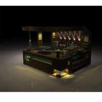 2016 New arrival modern design food kiosk coffee kiosk for coffee booth