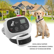Warning Sound and Electric Shock 500 Meters Remote Control Pet Electronic Fence