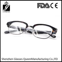 Acetate optical frame Shenzhen factory eye wear glasses frame wholesaler in China