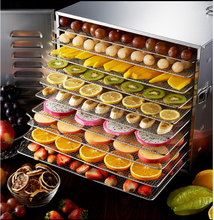 Professional stainless steel durable mini food dehydrator vegetable and fruit dehydrator