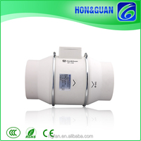 low noise high air volume industrial roof extractor fan