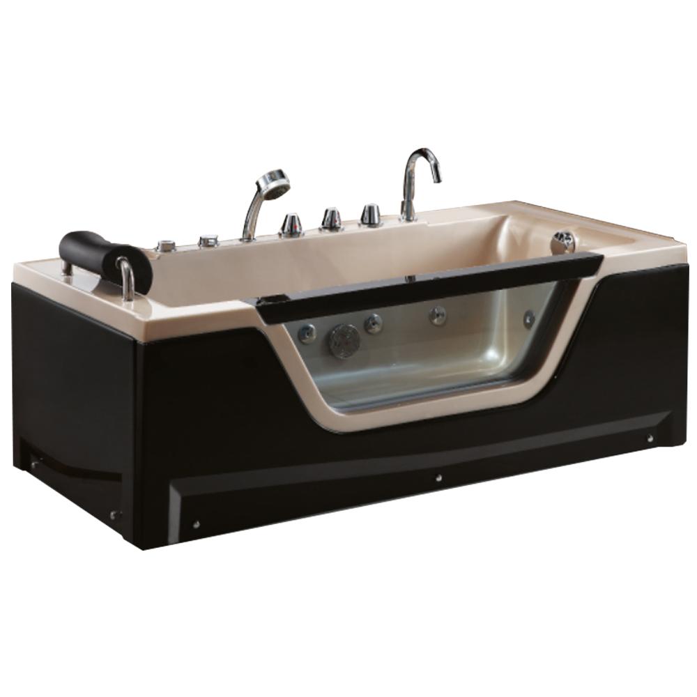 Small Bathtub Uk/ Small Square Bathtub Sizes/ Simple Bath Tube - Buy ...