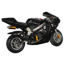 Chinese gasoline racing pocket bike 50cc 4-stroke for sale