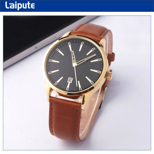 2014 big vogue new product casual omax quartz watch for men