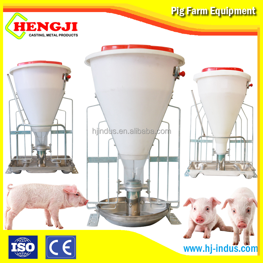 Automatic pig farming equipment dry and wet pig feeder from HJ