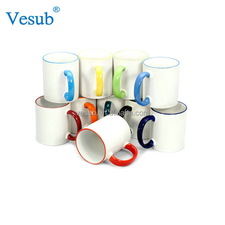 Hot sale cheap price 11oz Sublimation mug / mug sublimation <strong>ceramic</strong> with high quality