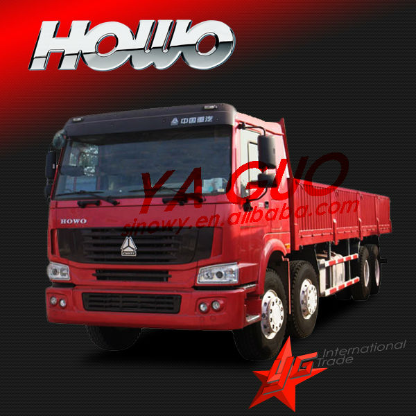 howo cargo 8X4 used nissan ud cargo truck