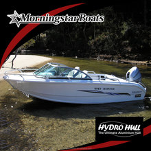2015 New 15ft aluminum fishing runabout motor boat for sale