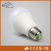 new design in 2015 cricket live led bulb huizhuo lighting