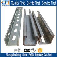 Durable In Use Steel Material aluminum u channel dimensions