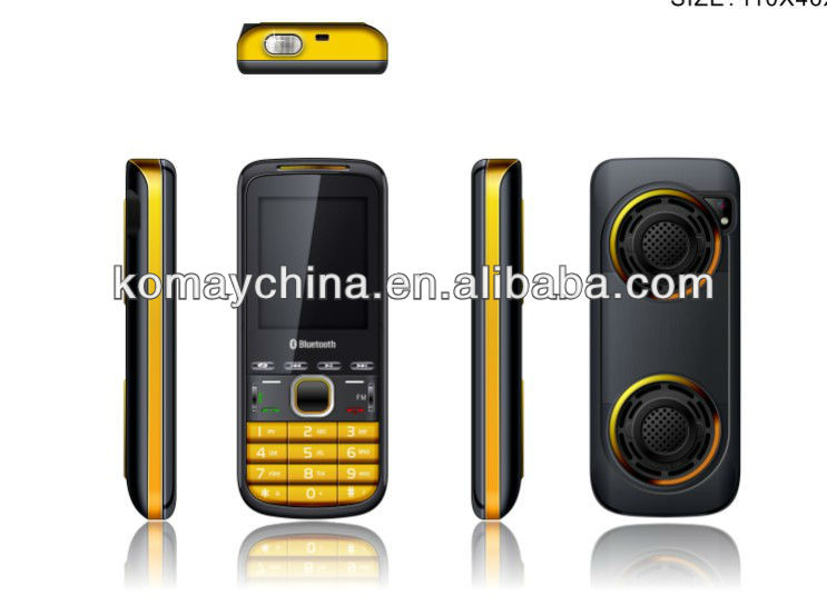 KOMAY GSM quad band Q3 cellphone ,dual sim,q3 mobile phone