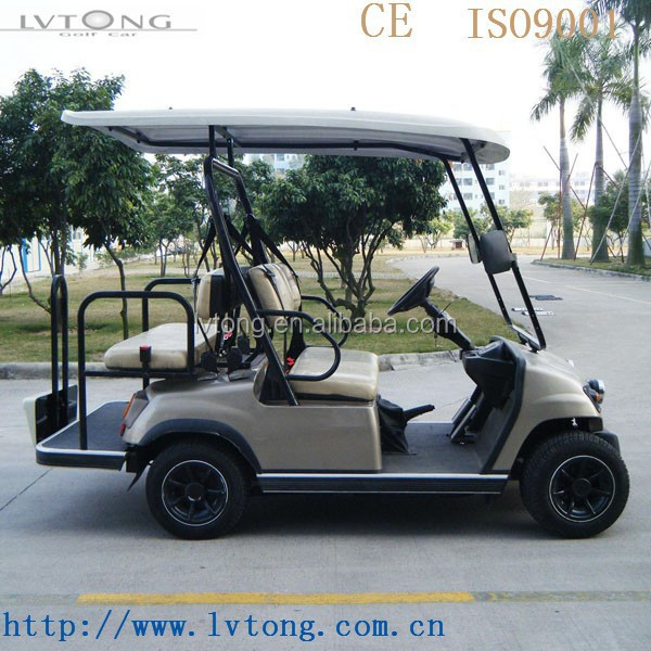 Mini 4 seater electric golf cart motors (LT-A2+2)