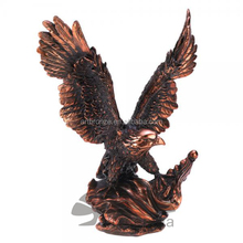 High Quality Resin Eagle Statue for Home Decoration VSEA-031