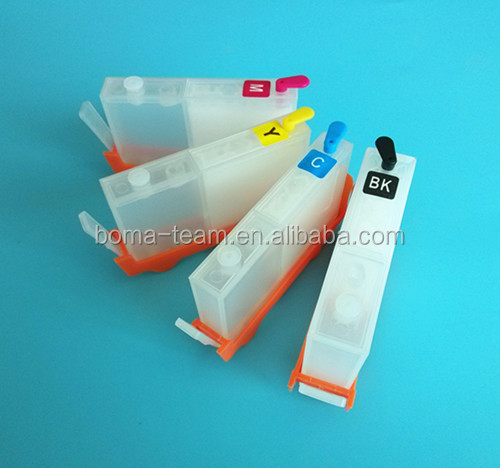 4 color inkjet cartridge for HP Photosmart 5510 6510 7510 B110a B209a B210a printer for hp 862