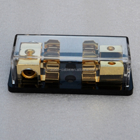 Fused Power Block Gold Plated 3