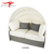 Leisure Beach Sun Design Rattan Lounge Wicker Outdoor Furniture Patio Sofa Bed