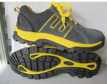 cemented fashion safety shoes