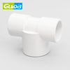 "Ningbo Guida 1.5""X1""T-shaped environmental names of pvc pipe fitting"