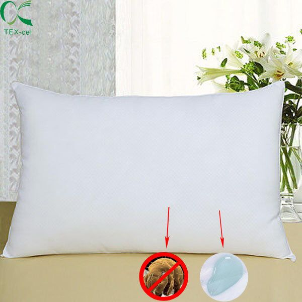 Home Hospital Hotel Used Popular Bed Bugproof Sublimation Pillow Case