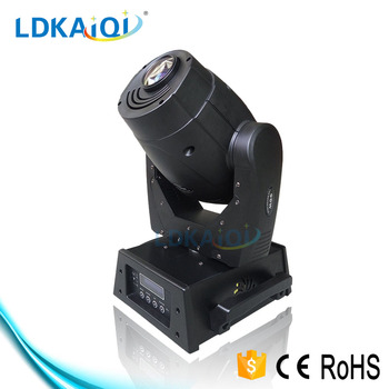 Used disco equipment,moving head laser light,90w led moving head spot light