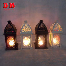 Christmas Latest Classic Gold Cheap Wholesale Moroccan Lanterns