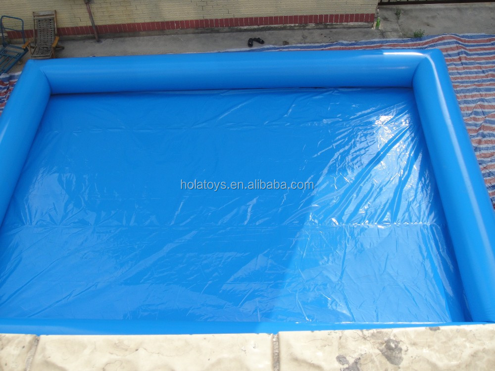 HOLA adult plastic swimming pool/inflatable swimming pool for sale