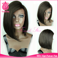 fashion short hair cuts indian women hair wig, human hair wigs for black women