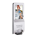 21.5 inch 1080P advertising soap dispenser with wifi android function