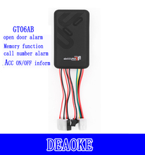 Real time Google link gps tracking gt06 accurate gps tracker for car motocycle