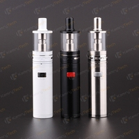 USA Vapor shop wholesale kamrytech ego x6 plus vaporizer 1100mah battery