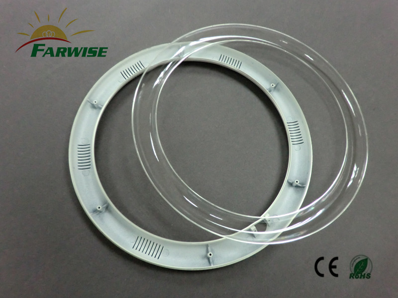 LED Round Circular Tube Accessories 18W 300*30mm LED Lamp