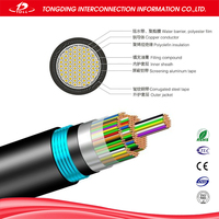 HYAT53 TONGDING Copper buried communication cable/ 10 pairs telephone cable