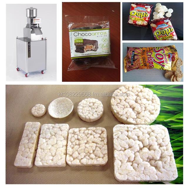 Multi Nozzled Rice Cake Machine