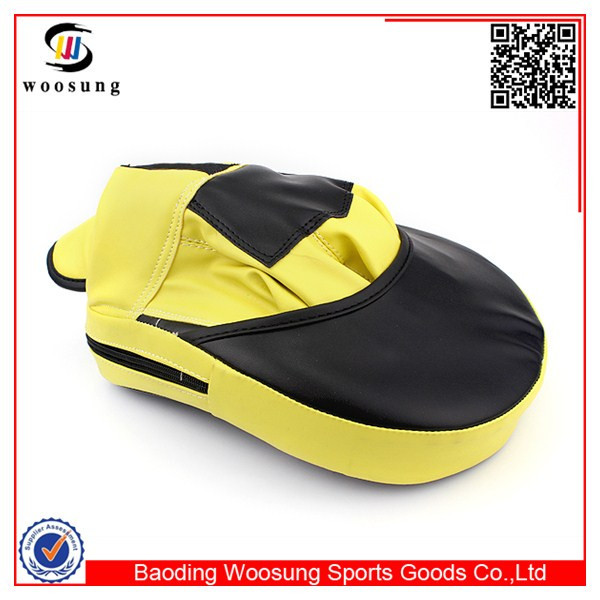 2015 boxing focus mitt kicking pad Angle Mitt