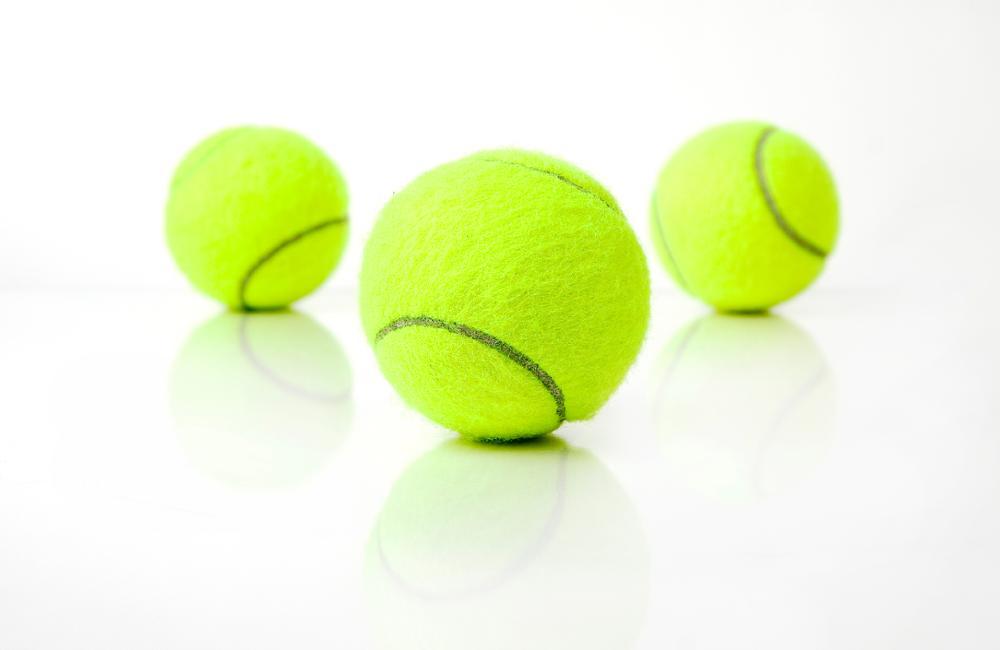 Personalized tennis ball custom printed tennis balls