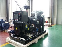 green power 12KW/15KVA natural gas generator with CH4
