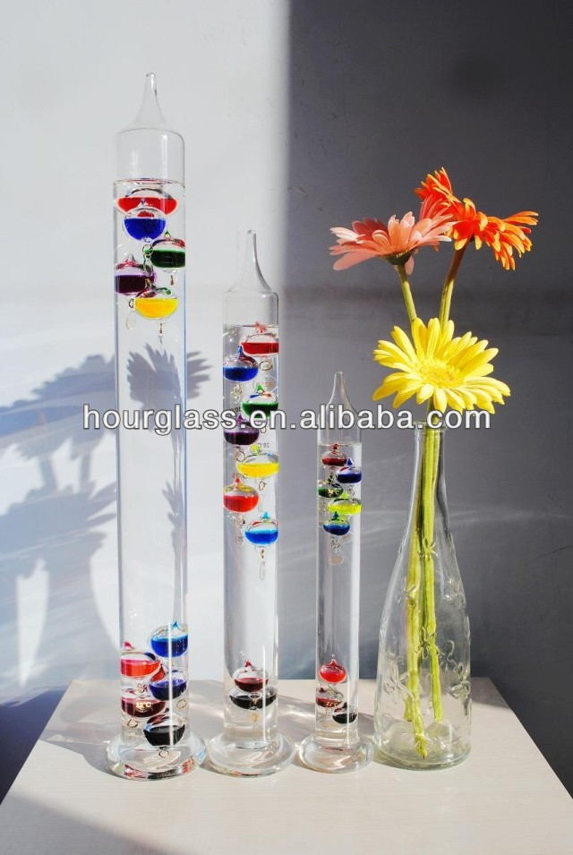 High Quality Weather Galileo Thermometer