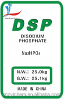 Industrial Grade Disodium Phosphate as fabric weight agent