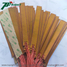 polyimide film heating element for Shoes,clothes,<strong>gloves</strong>,hand warmer